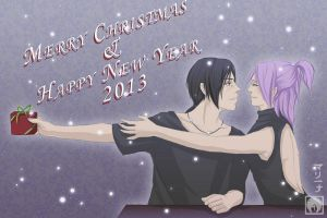 Happy New Year 2013 by yuna2025