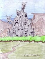 Skull Mountain 01-28-8 by Lisa22882