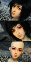 Face-up: Elfdoll Hazy - 2 by asainemuri