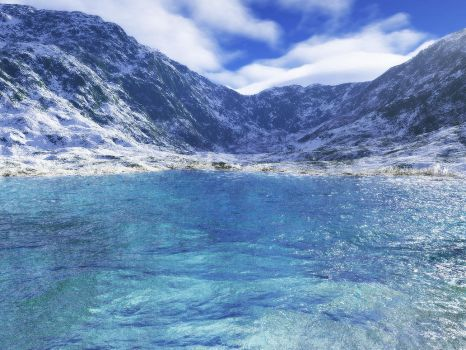 Icy Waters v2 by bainy