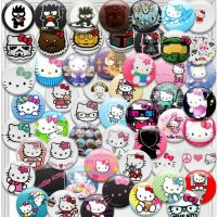 Hello Kitty and Friends Flair by cosmicgallifrey