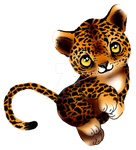 Jaguarcito super apapachable :3 by AS05