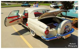 A 1956 Thunderbird by TheMan268