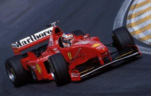 Michael Schumacher (Brazil 1998) by F1-history