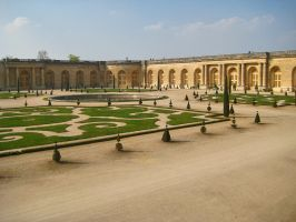 Versailles Palace Gardens by simfonic
