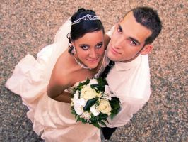 Mariage - I by grenouille-enchantee