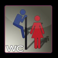 WC toilet by Bartas1503