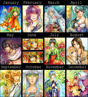 Summary of Art 2013 by Hachiyo