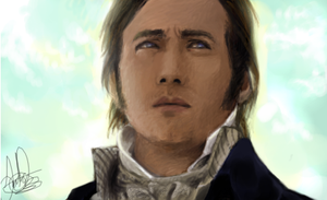 Mr. Darcy by RanYagami