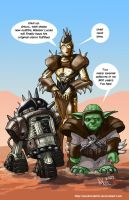 TLIID 184. Star GWAR. by AxelMedellin