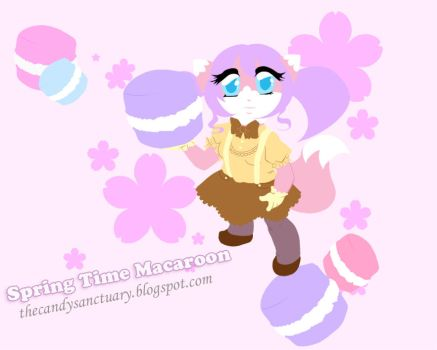 Spring Time Macaroon by YoursTruly777