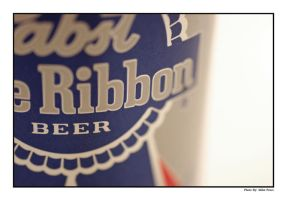 The Blue Ribbon by MikePecci