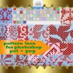lace patterns by roula33