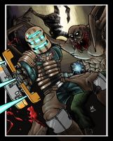 Dead Space: Ambush Final by Badman44