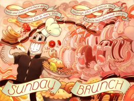Cannibal Brunch by redredundance