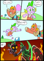 Meet the Spyro - P4 by Metal-Kitty