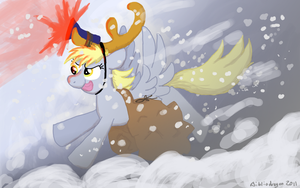 One Foggy Christmas Eve by bibliodragon