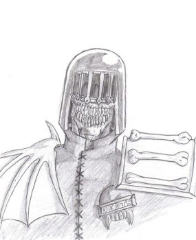 Judge Death by cheese-slave