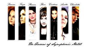 The Queens of Symphonic Metal by DrivenByDesperation