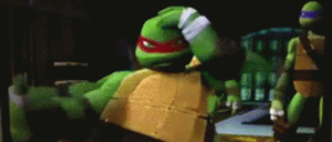 Dancing Raph GIF by TurtleTitan97