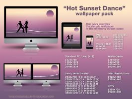 Hot Sunset Dance by Rubenandres77