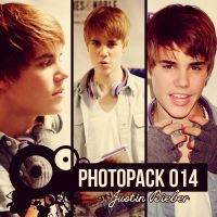 Photopack Justin Bieber SuperIperEspecial by CattaHappySmile