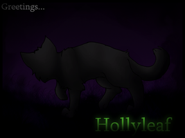 Greetings Hollyleaf by Lionstrikewhiskers