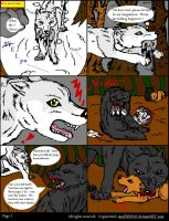 Hybrid: Half Dog: Page 1 by iamPURPLE