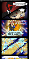 Deathstroke 02 transformation page four and a half by Scintillant-H
