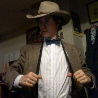 I wear a stetson now... by CptTroyHandsome