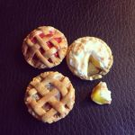Itsy Bitsy Fruit Pies by theinediblekitchen
