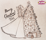 Merry Christmas 2016! by angelaaasketches