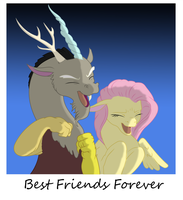Best Friends Forever by Ookami-95