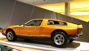 Mercedes C111 by TheGeekAndTheEOS