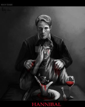 Hannibal by May-dari