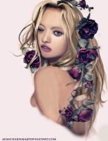 Gemma Ward by MisaCharisma
