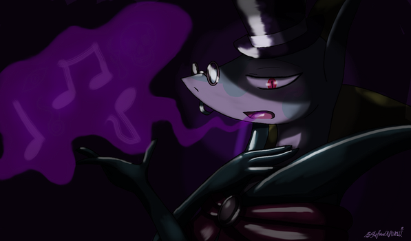 [FORGOT TO UPLOAD] Singing Can Kill by ByThePowerOfDUSKULL