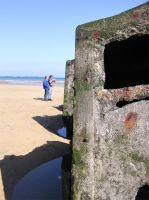 WW2 Harbour Remains - 2 by pete-c-89