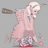Pantoof's Shoelaces by Loli-Milk