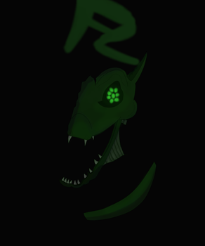 Stay Tuned (POPGoes 2 drawing) by TripleHJedi