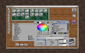 Don's Hires  Amiga 1200 Workbench by Don64738