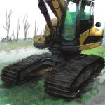Excavator by ChainiaC