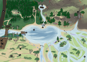 Rise of the Clans: Official Map by elsens