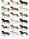 Surprise Horse Adoptables - REVEALED! by CherryHillFarms
