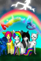 RainbowDog Cover by ShootingStar2552