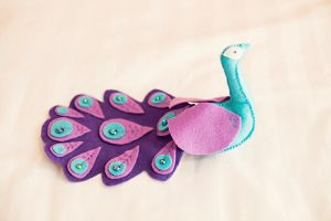 Peacock by Segreant