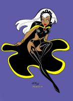 Storm by Bruce Timm by bahumit12