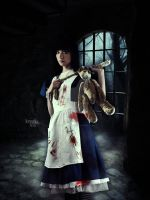 Alice and the madness by Kryseis-Art