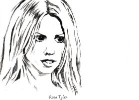 Rose Tyler by Jill-Summers
