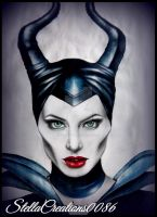 Maleficent by gothicstella